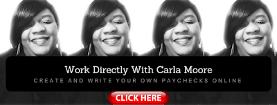 Carla Moore Speaks- I want to help 'YOU' break the chains of personal generational poverty. I want to show you how to MONETIZE the Internet, mobile smart devices, social media platforms, marketing tools, education to build a full-time income from home.